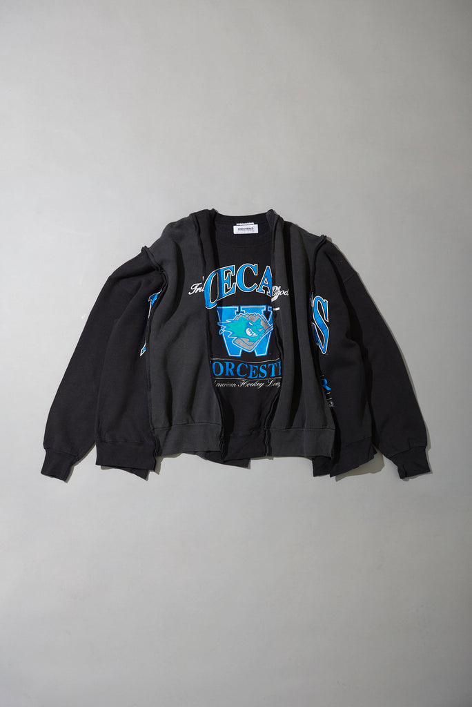 """newsed"" WIDE SWEAT"