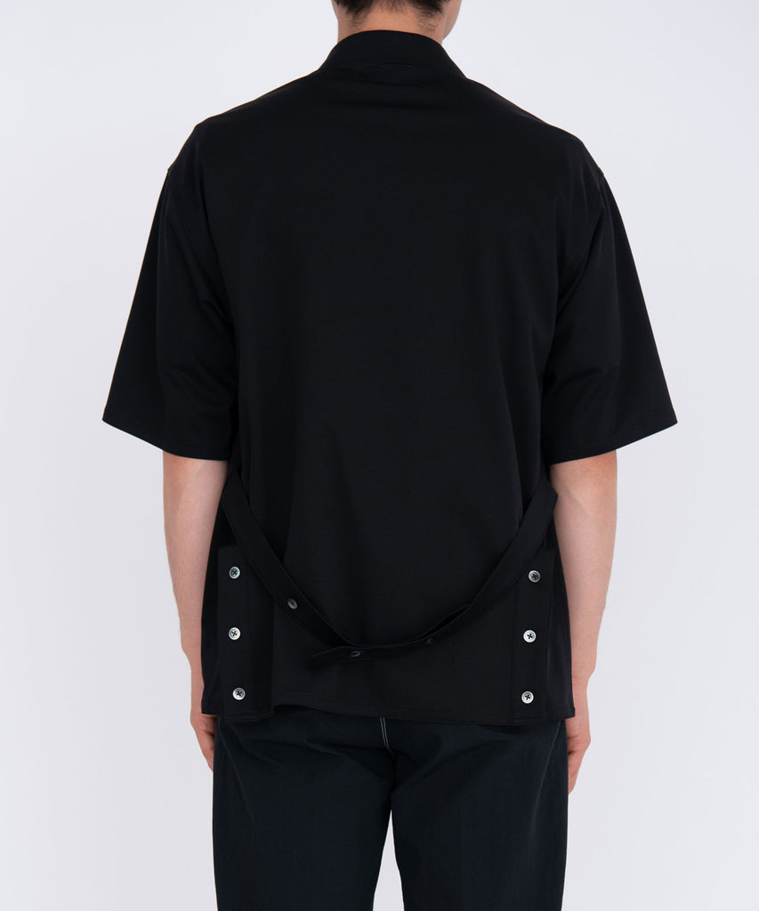 Side bent jersey shirt[サンプル品]