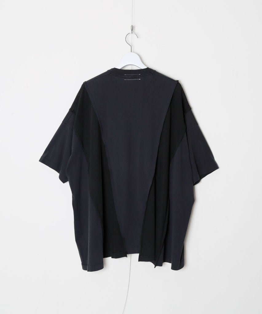 """newsed"" Wide T-shirt[B]"