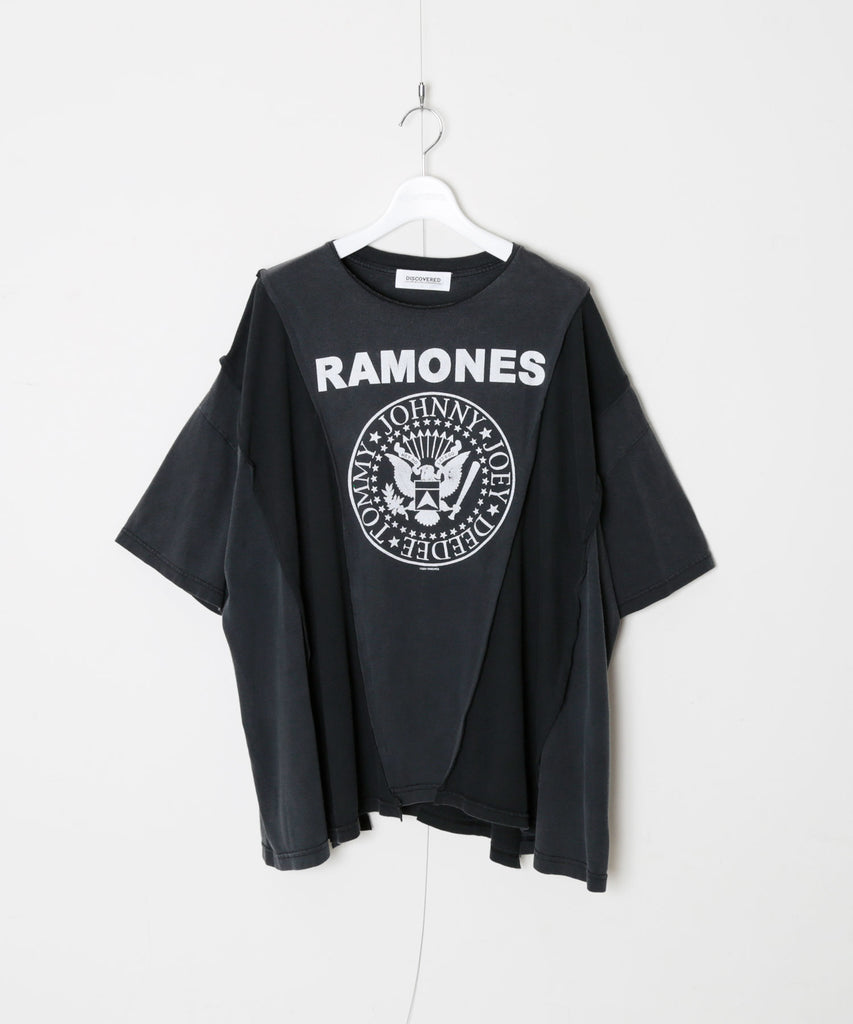 """newsed"" Wide T-shirt[D]"