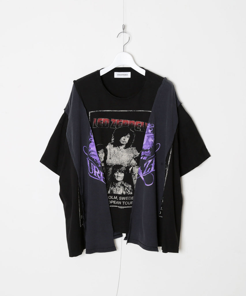 """newsed"" Wide T-shirt[I]"