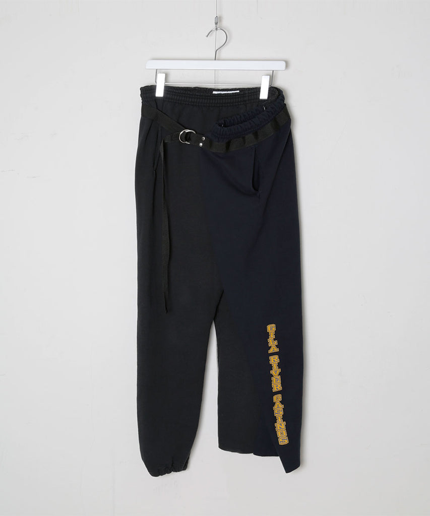 """newsed"" Sweat pants[A]"