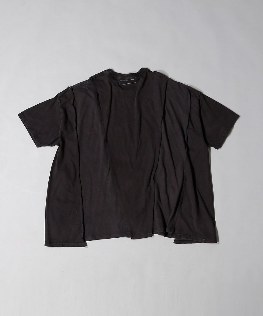 """newsed"" Wide BAND T-shirt"