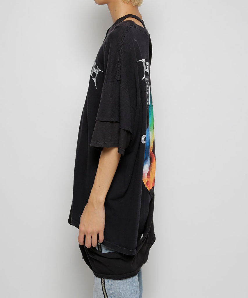"""newsed"" Layered T-shirt[N]"