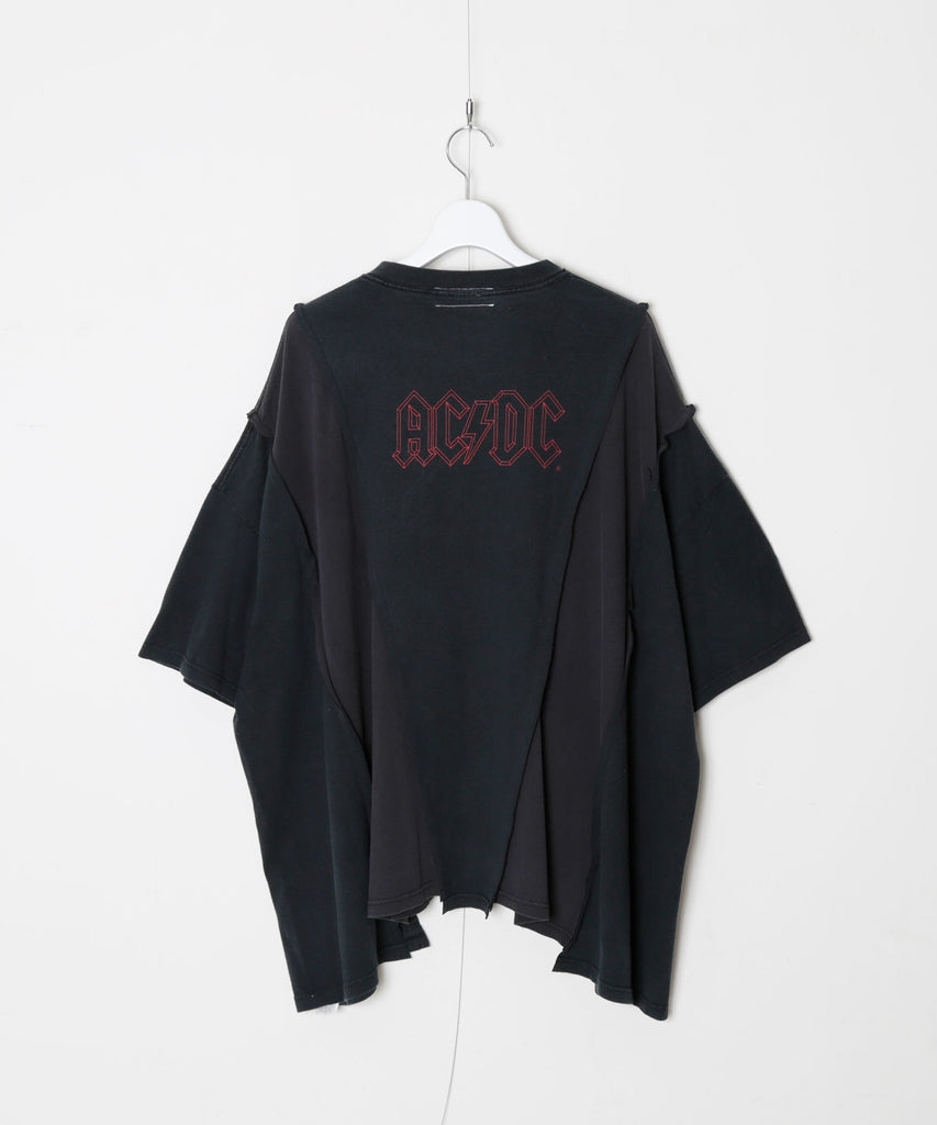 """newsed"" Wide T-shirt[J]"