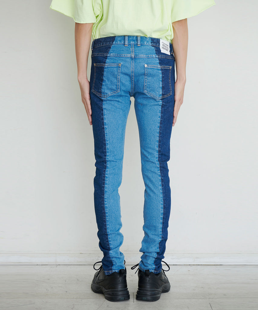 予約商品|12,5oz Stretch Denim Skinny Pants