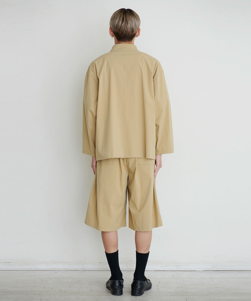 予約商品|Limonta Nylon China Shirt Blouson