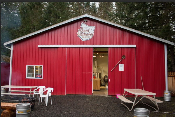 Bent Shovel Brewing in Oregon City, OR