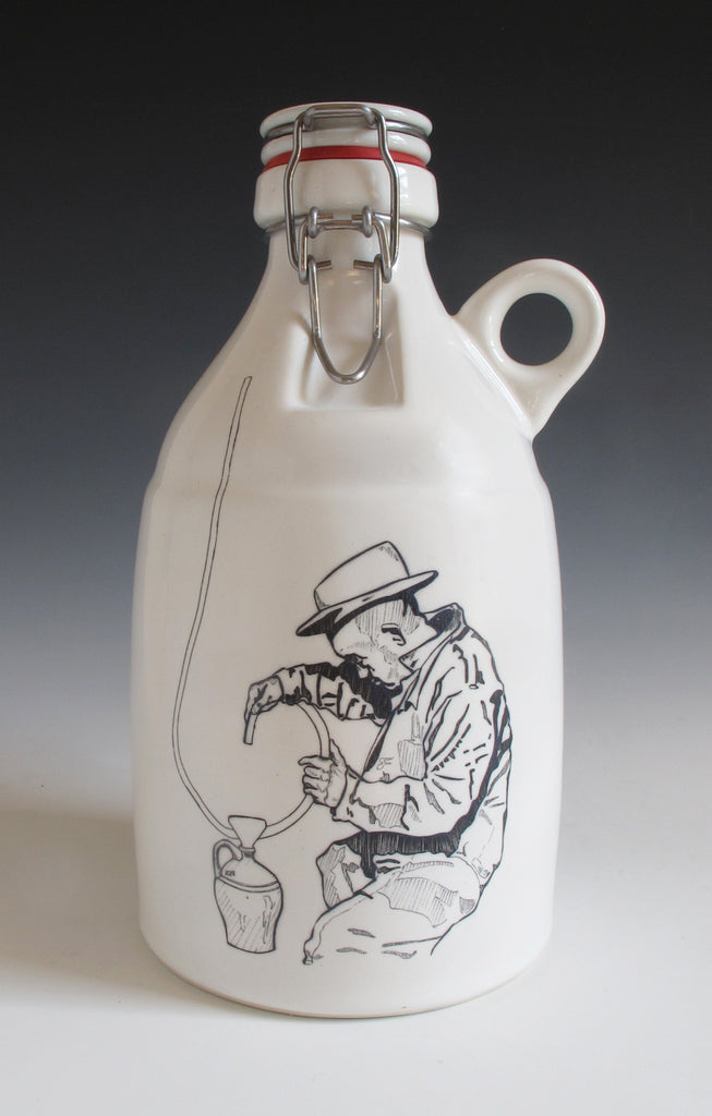 Limited Edition Bradley Klem Loop Growler