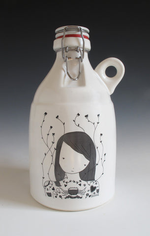 Limited Edition Carole Epp Loop Growler