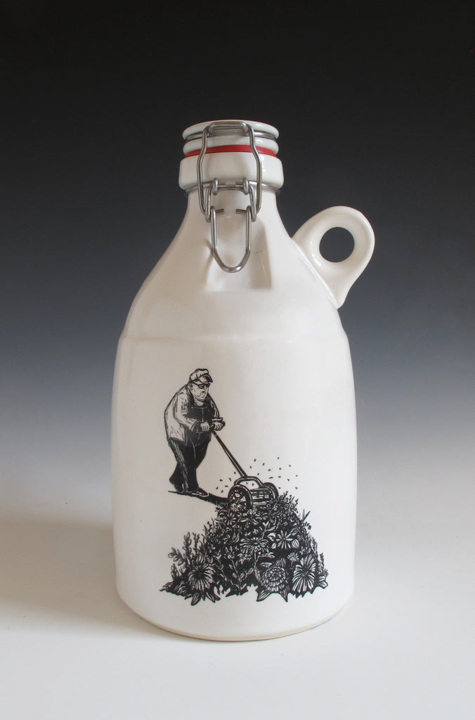 Limited Edition Chandra DeBuse Loop Growler
