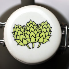 Flip Top | Green and Black Hops