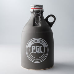 The Loop | Satin Grey | 64 oz | PGC Logo