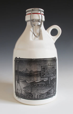 Limited Edition Jason Walker Loop Growler