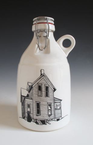 Limited Edition Jessica Brandl Loop Growler