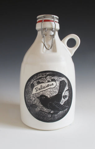 Limited Edition Kathy King Loop Growler