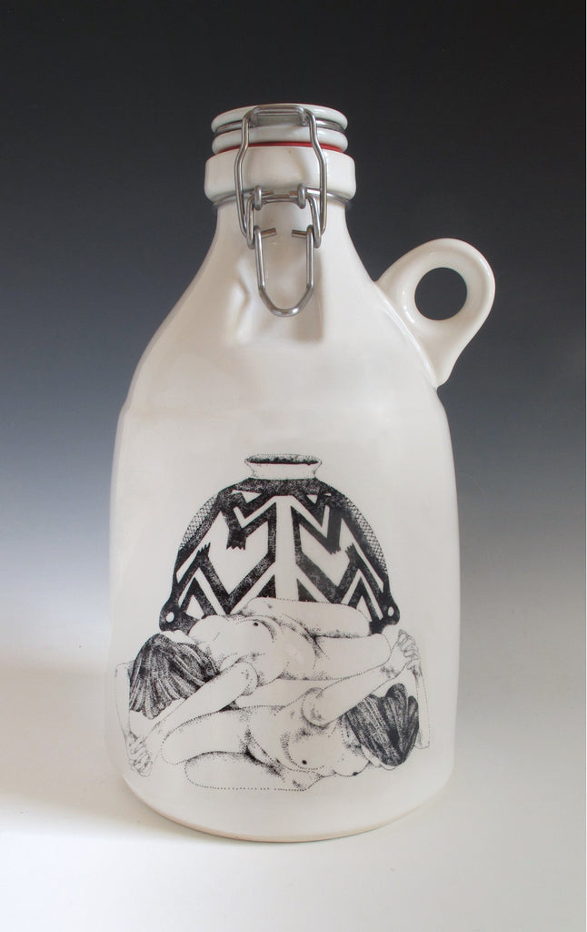 Limited Edition Lauren Gallaspy Growler