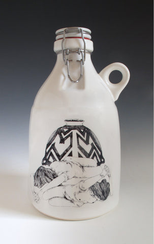 Limited Edition Lauren Gallaspy Loop Growler