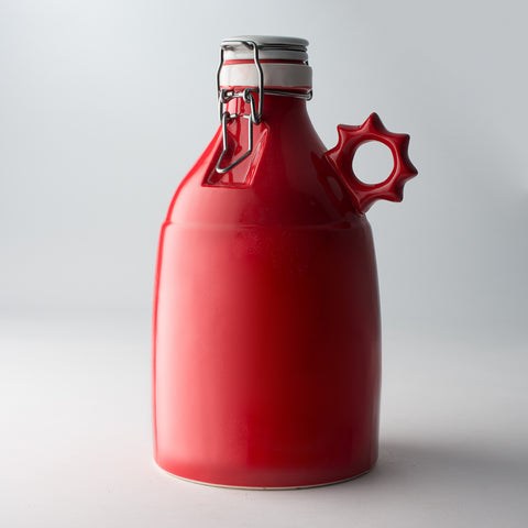 The Sprocket | Gloss Red| 64 OZ