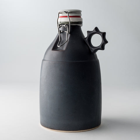 64oz / Matte Black / None | 64oz / Matte Black / None