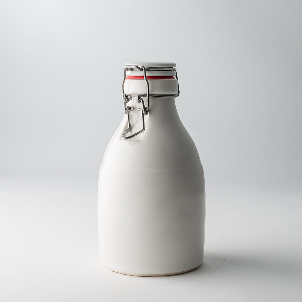 The Growlette | Gloss White | 32 oz