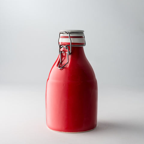 32oz / Gloss Red / None | 32oz / Gloss Red / None