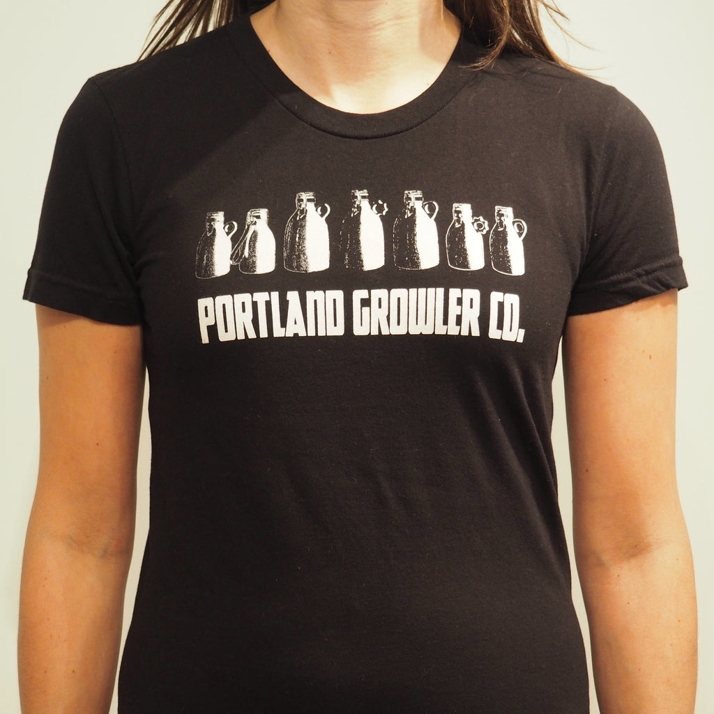 The Growler Collection T-Shirts- (Women)