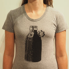 The Sprocket Growler T-Shirts- (Women)