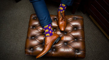 What your sock choice says about you