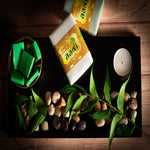 AADI Neem Scrub Luxurious Handmade Bathing Bar with the Finest Ayurvedic Ingredients
