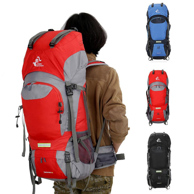 60LOutdoor Waterproof Backpack