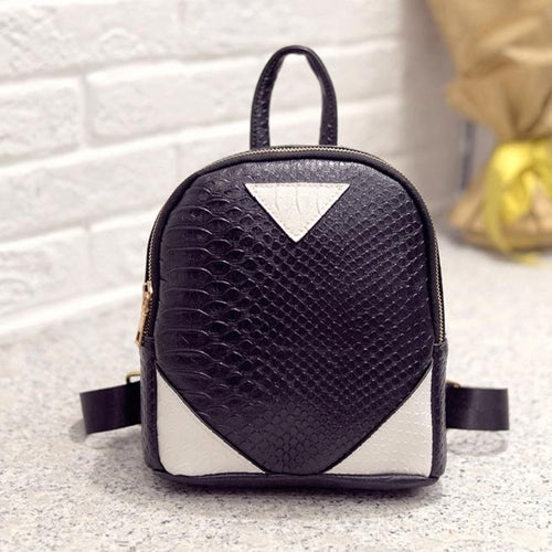 Women's mini backpack