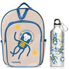 Load image into Gallery viewer, My Family Backpack - Space Monkey