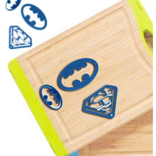 Load image into Gallery viewer, Superhero Cookie & Food Cutters REG $14