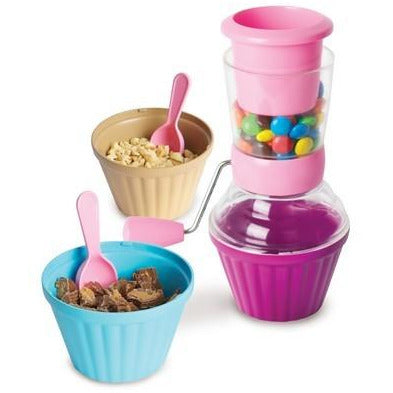 Candy, Chocolate & Nut Crusher - 7 Piece Set