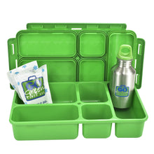 Load image into Gallery viewer, Go Green Original Lunch Box Set - Shark Frenzy