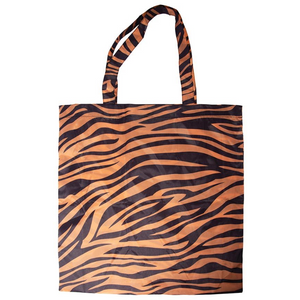 IS Gift Reusable Foldable Shopper Bag - Animal Print 1