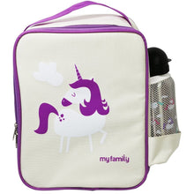 Load image into Gallery viewer, Fridge To Go My Family Lunch Bag - Unicorn