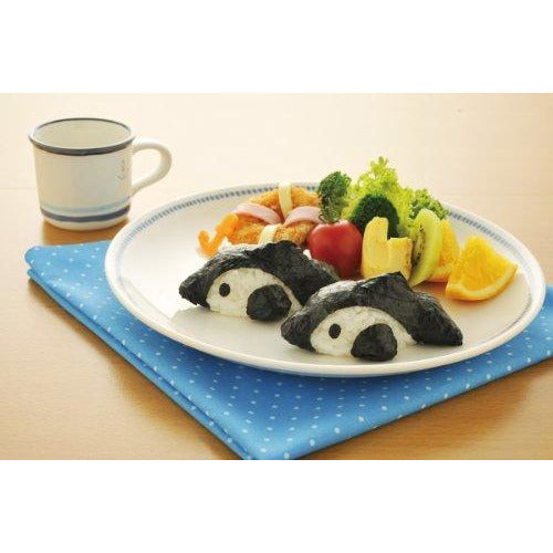 Dolphin Rice Mould Set