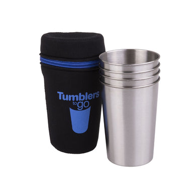 D.line Stainless Steel Tumblers to Go