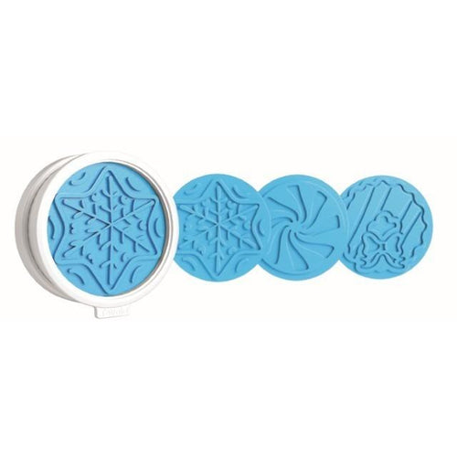 Winter Wonderland Cookie Cutters with 6 Designs
