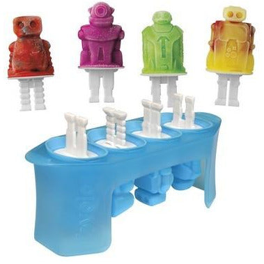 Tovolo Robot Ice Pop Moulds