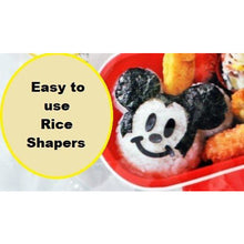Load image into Gallery viewer, Mickey Mouse Rice Mould (Onigiri)