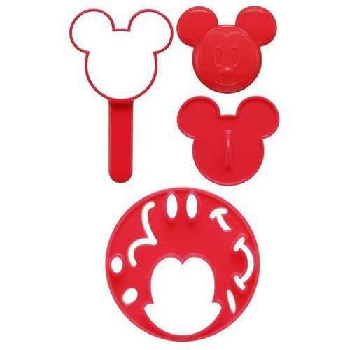 Mickey Mouse Rice Mould Set (Onigiri)