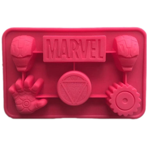 Ironman Silicone Tray (assorted shapes)