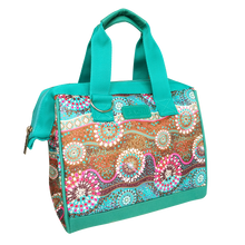 Load image into Gallery viewer, Sachi Insulated Lunch Bag - Dreamtime