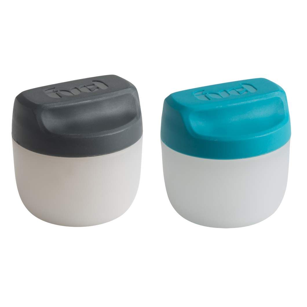 Fuel Condiment Containers - 2 Pack
