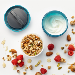Fuel Yogurt & Granola Container