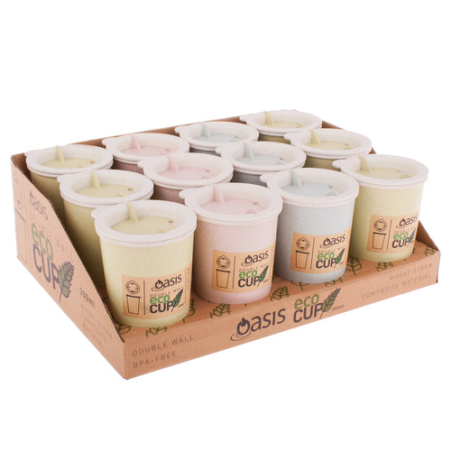 Oasis 300ml Double Wall Eco Cup
