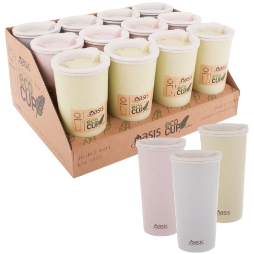 Oasis 400ml Double Wall Eco Cup
